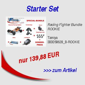 Racing Fighter Bundle ROOKIE 139,88 EUR