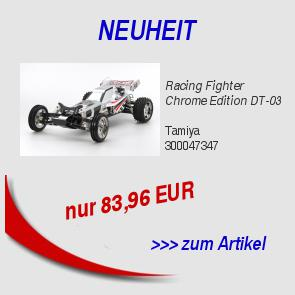 Racing Fighter Chrome Edition DT-03 83,96 EUR